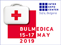 BulMedica & BulDental 2019 on May 15-17, 2019 at Inter Expo Center - Sofia, Bulgaria.