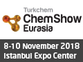 ChemShow Eurasia 2018 on 8-10 November, 2018 at Istanbul Expo Center, Istanbul, Turkey.