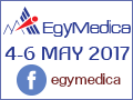 EgyMedica 2017 on 04-06 May, 2017 at Cairo Convention Center, Cairo, Egypt.