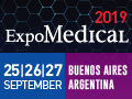 Expo Medical 2019 on September 25-27 in Buenos Aires, Argentina.