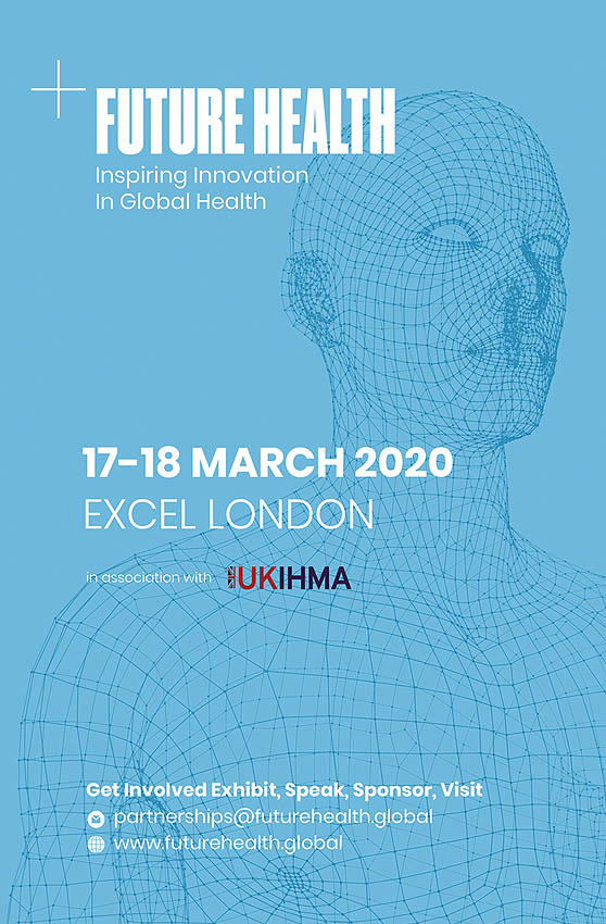 Future Healthcare UK 2019 on March 18-19, 2019 in London