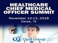 Healthcare Chief Medical Officer Summit 2018 on November 12-13, 2018 at Magnolia Dallas Park Cities, Dallas, TX USA.