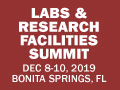 Labs and Research Facilities Summit 2019 on December 8-10, 2019 at Hyatt Regency Coconut Point Resort and Spa, Bonita Springs, FL, USA.