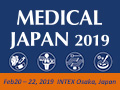 MEDICAL JAPAN 2019 - 5th Int'l Medical and Elderly Care Expo & Conference from 20-22 February, 2019 in Osaka, Japan.
