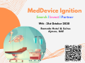 MedDevice Ignition 2020 from 19-21 October, 2020 in Ajman, U.A.E.