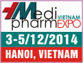 VIETNAM MEDI-PHARM EXPO 2014 - 21st Vietnam International Hospital, Medical and Pharmaceutical Exhibition will be held on 03–05, December 2014 at Hanoi International Exhibition Center (ICE), Hanoi, Vietnam.