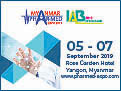 MYANMAR PHARMED EXPO 2019 on September 05-07, 2019 in Yangon, Myanmar.