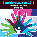 Rare Diseases Meet 2019 on 18-19 February, 2019 in Dubai, U.A.E.