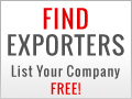Find Exporters is an online Web Portal for Exporters, Manufacturers & Suppliers.