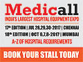 MEDICALL 2017 on July 28 - 30, 2017 in Chennai, India.