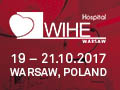 WIHE 2017 - Warsaw International Healthcare Exhibition WIHE 2017 - Hospital for Medical equipment, Laboratory equipment, Furniture and facilities for hospitals will be held in Warsaw, Poland.