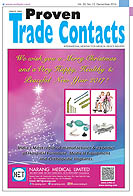Proven Trade Contacts - December 2016 Edition