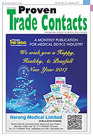 Proven Trade Contacts - January 2017 Edition