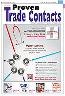 Proven Trade Contacts - July 2016 Edition