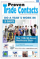 Proven Trade Contacts - March 2016 Edition
