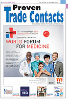 Proven Trade Contacts - October 2016 Edition