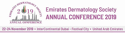 The 3rd Emirates Dermatology Society Conference took place from the 22th to the 24th of November 2019, at the Inter Continental Dubai- Festival City.