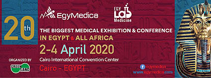 EgyMedica & EgyLabMedicine is a biggest Medical exhibition and conference in Egypt and Africa in its 20th session of Egypt Medical for all Medical preparation and Laboratory equipment.