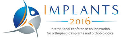 The International Conference on innovation for Orthopedic implants and orthobioogics, Implants 2016 will be held on 7th June, 2016 at Etoile saint-Honore Conference Centre in Paris, France.
